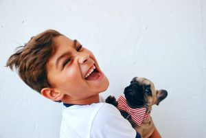 raising a pet