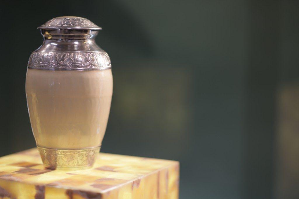 Cremation Jar