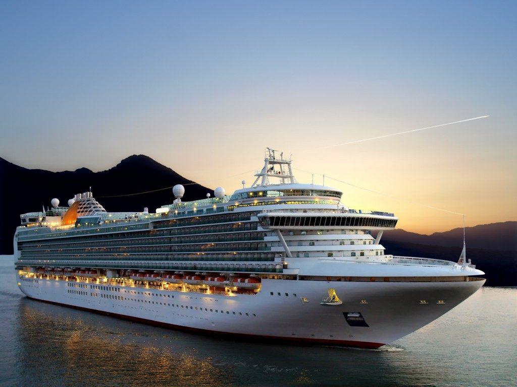 a mediterranean cruise