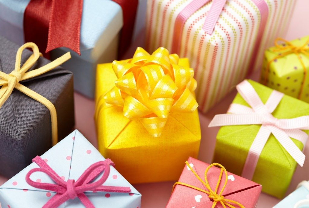 ute gift boxes