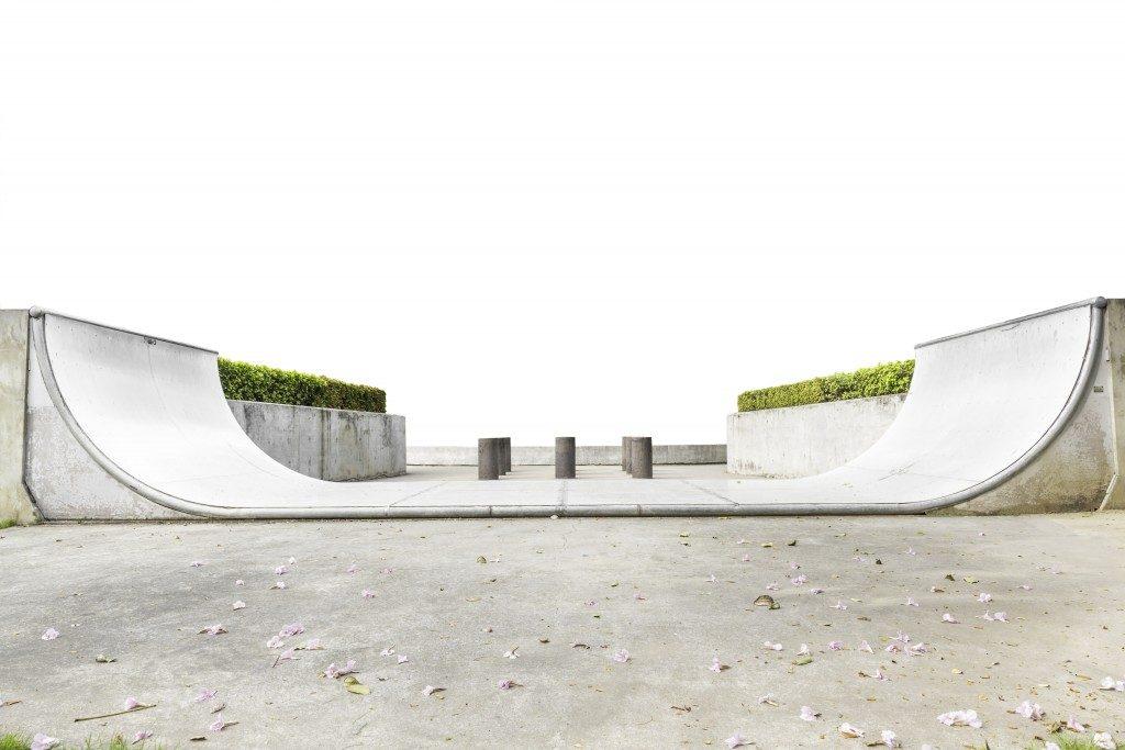 Public skatepark