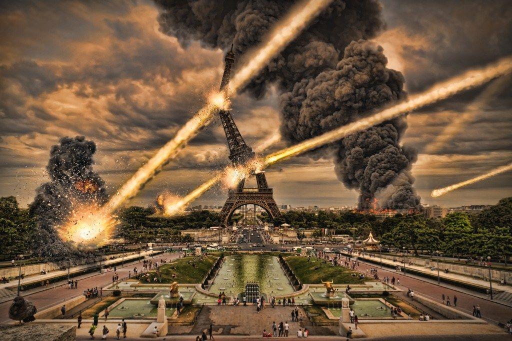 apocalyptic scenario