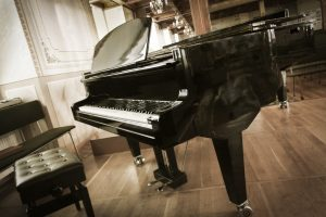 piano for classical music