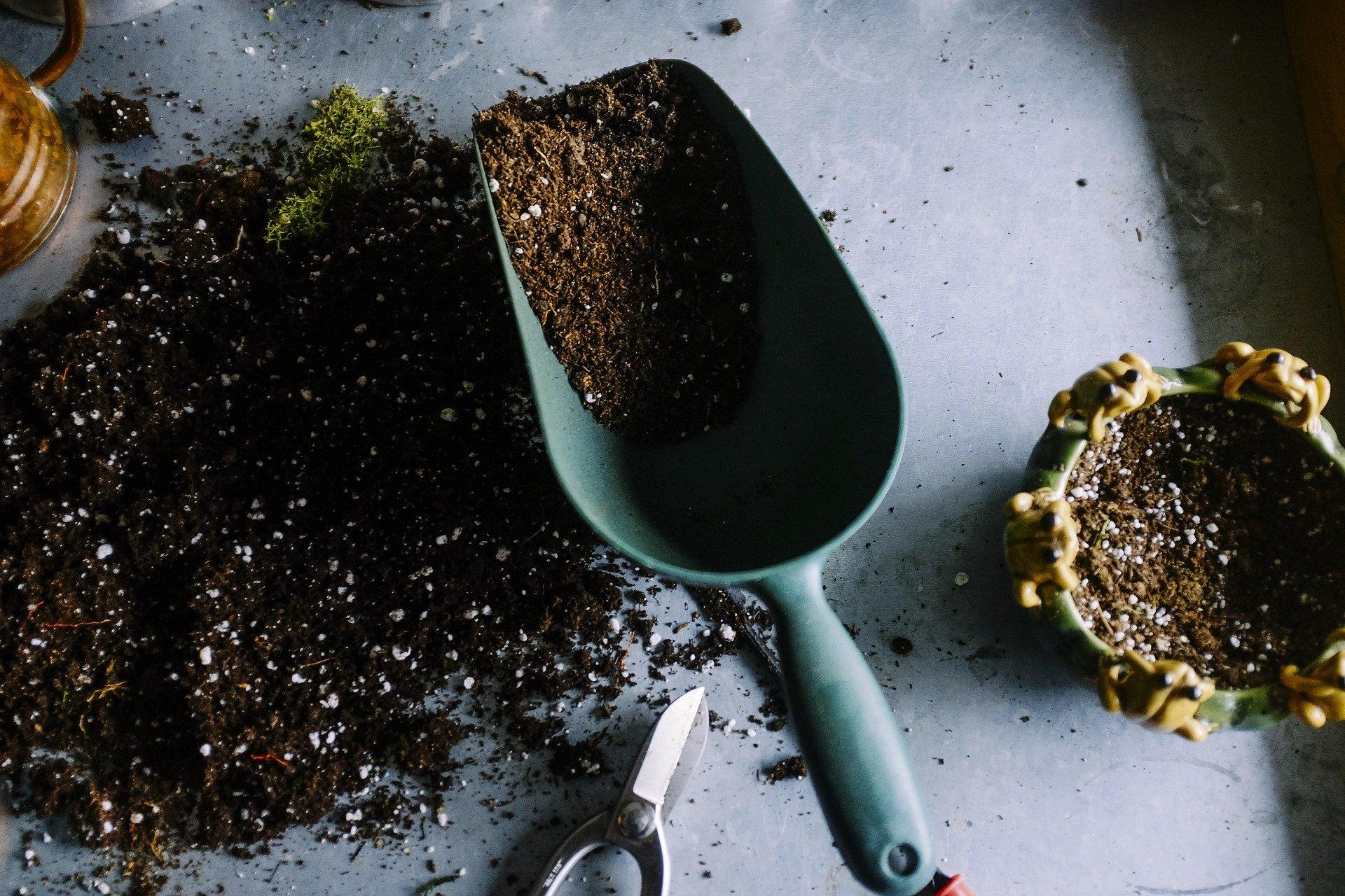 shovelling-garden-soil