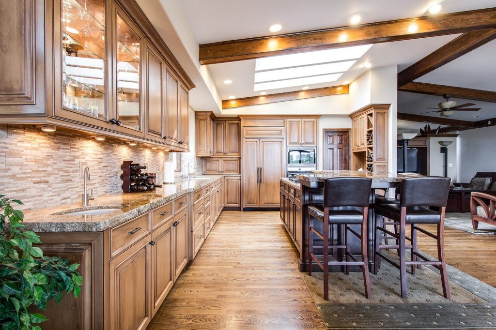 kitchen-with-reclaimed-wood