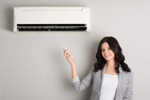 using air conditioner
