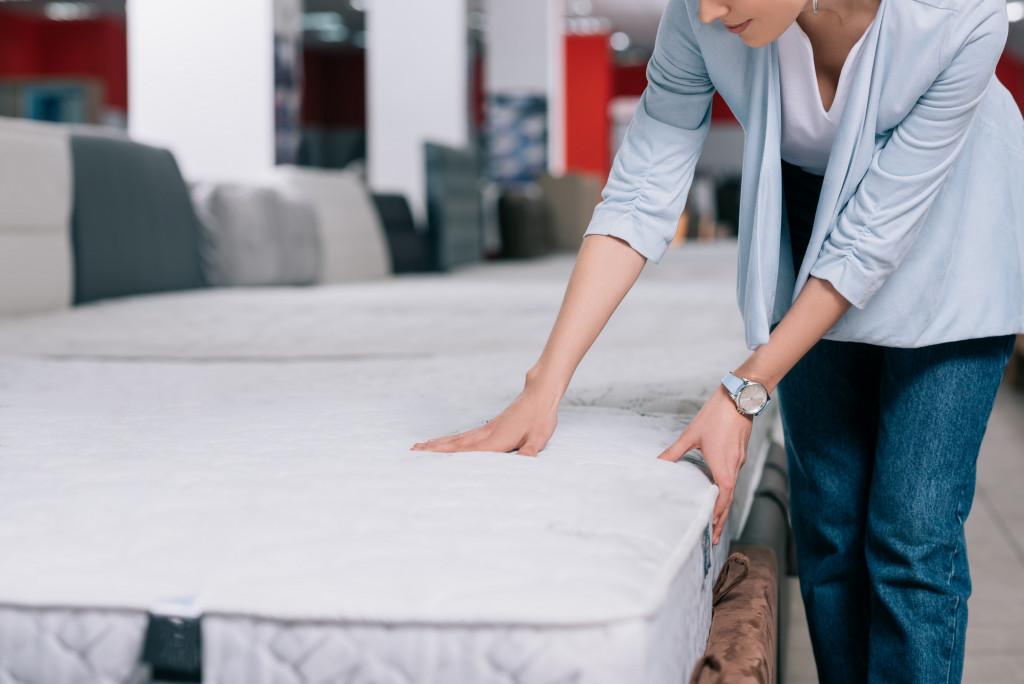 choosing a bed