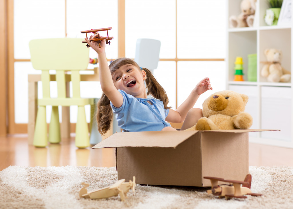 Guide to Boosting Your Kids' Imagination